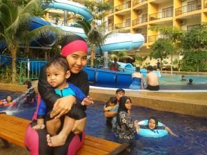 Morib Water Themepark