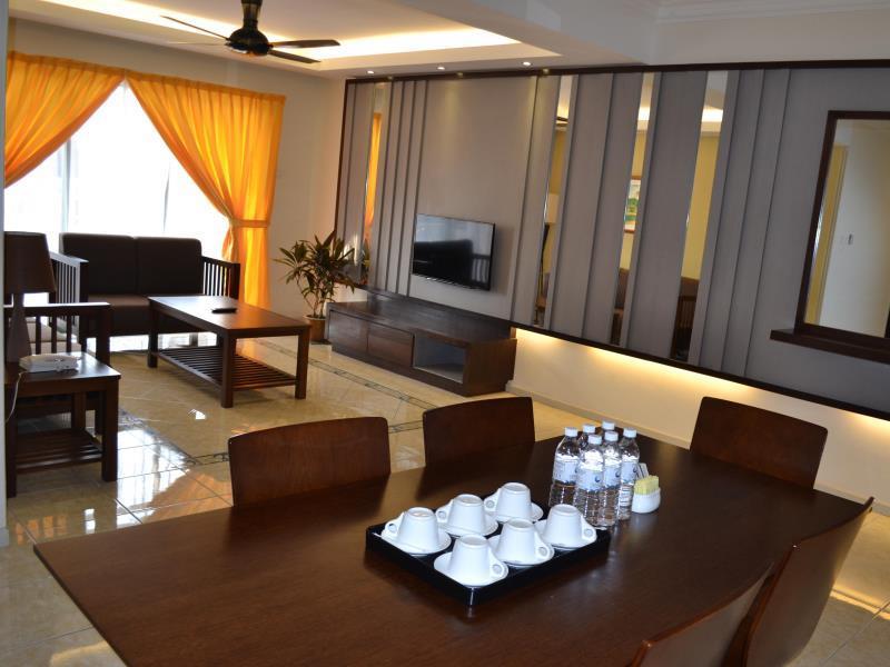 Interior view Gold Coast Malacca